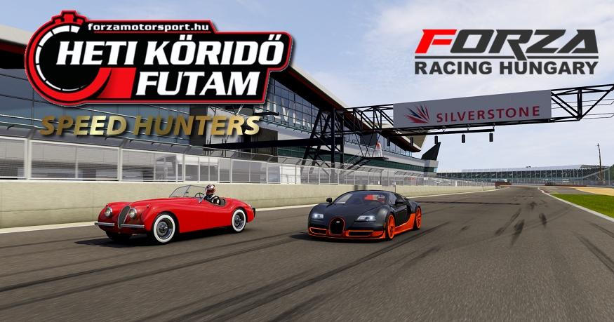 Speed Hunters Köridő bajnokság