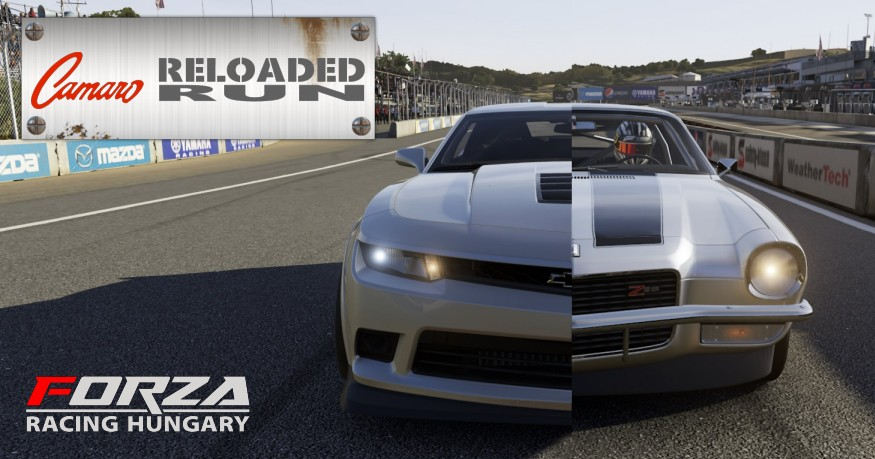 Camaro Reloaded Run