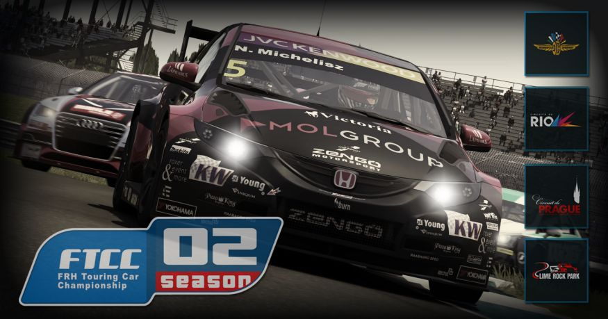 FRH Touring Car Championship Season 2