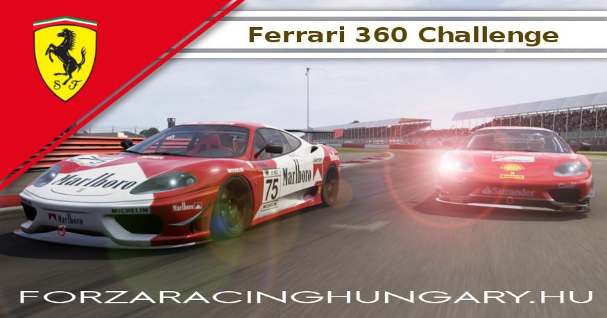 Ferrari 360 Challenge QR