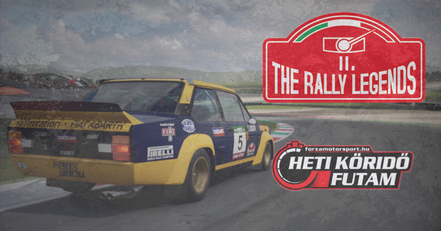The Rally Legends II.
