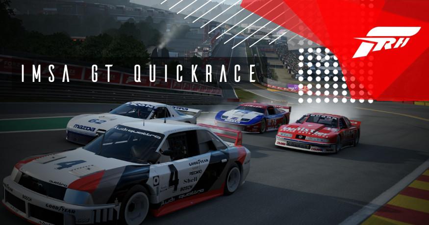IMSA GT QuickRace
