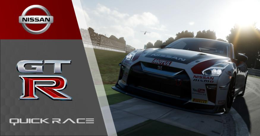 GT-R QuickRace