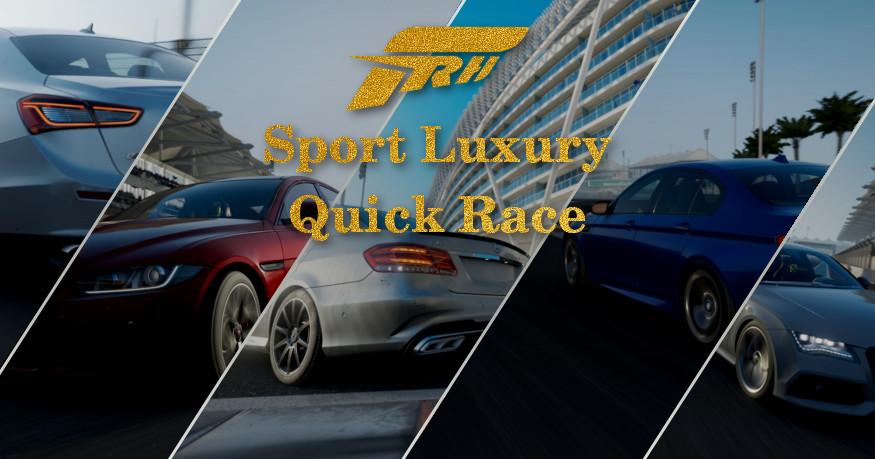Sport Luxury QR