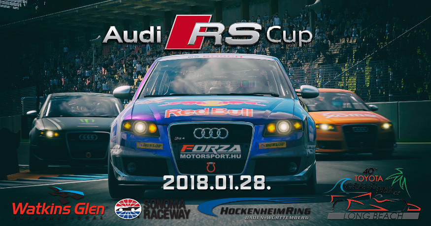 Audi RS Cup