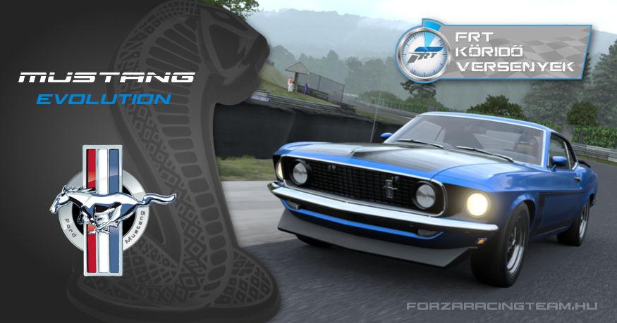 Mustang Evolution