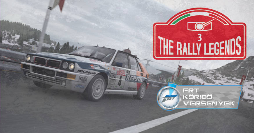 The Rally Legends 3