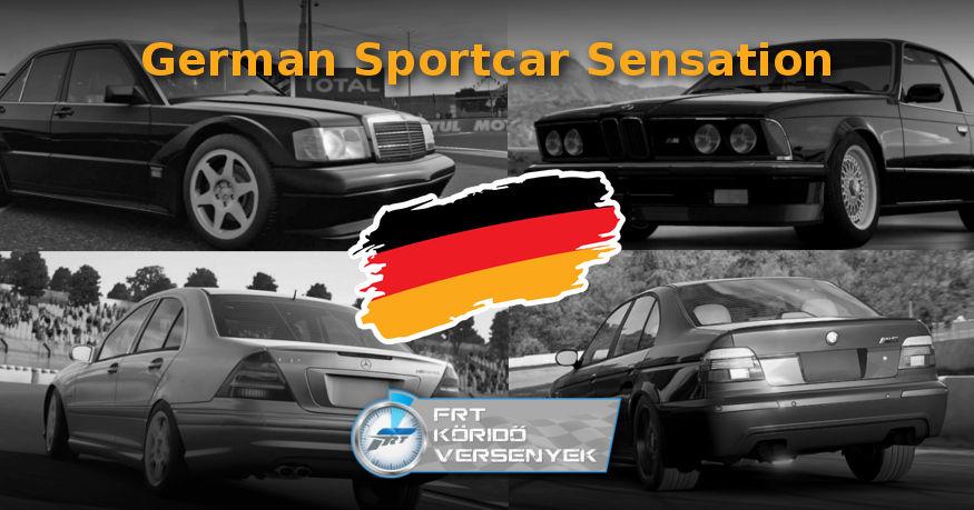 German Sportcar Sensation