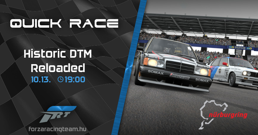 Historic DTM Reloaded