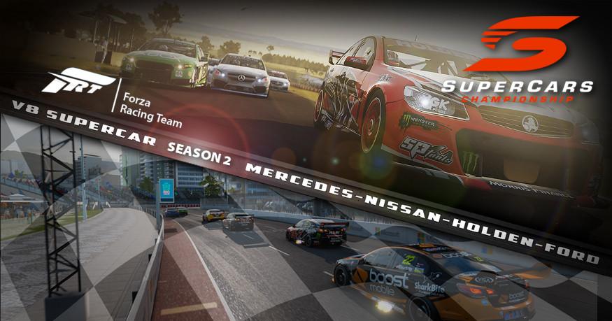 V8 Supercars Championship Season 2