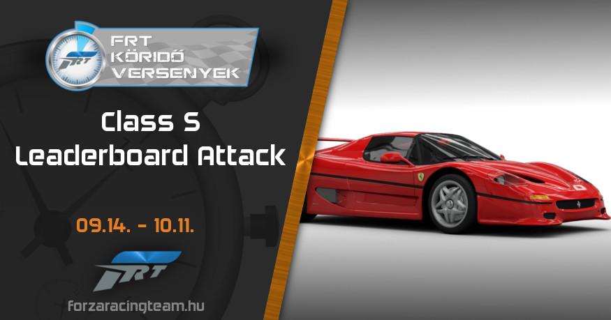 Class S Leaderboard Attack