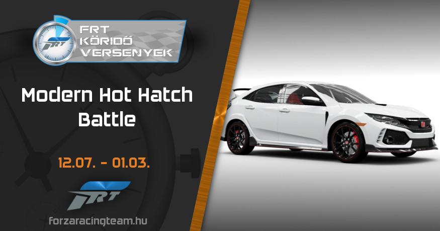Modern Hot Hatch Battle