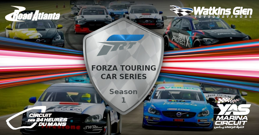 Forza Touring Car Series - Season 1.