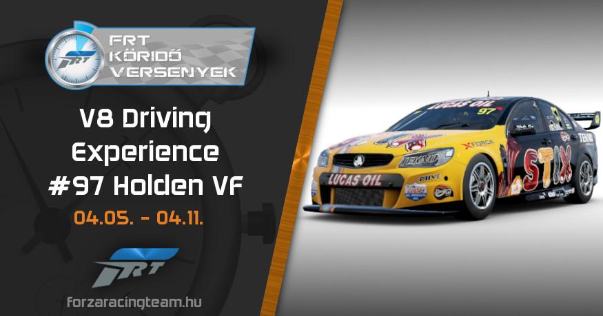 #97 Holden VF
