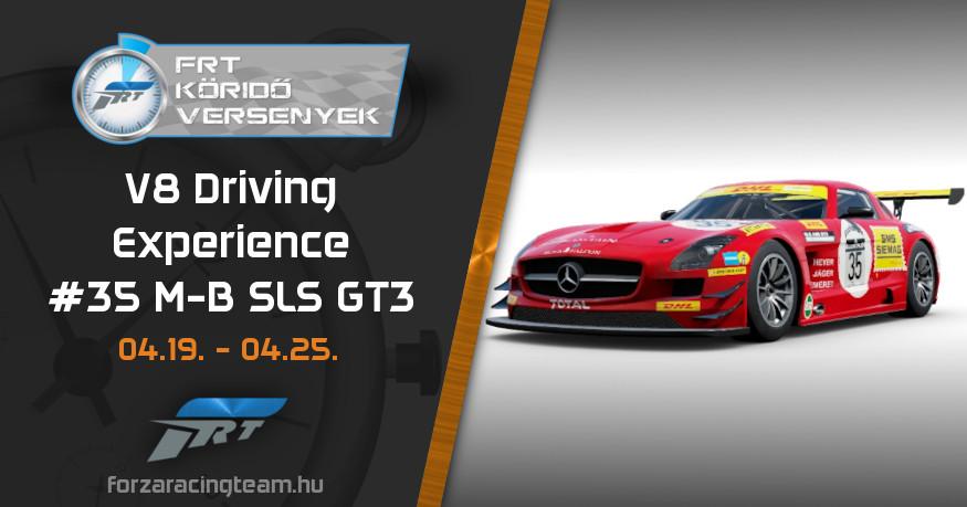 #35 M-B SLS GT3